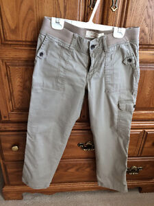 Size 2 Mid rise Capris by Sonoma (Like New! worn twice)