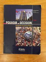 Pouvoir et Décision - Introduction à la science politique