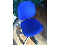 Office swivel chair fully adjustable gas lift and back tilt good condition