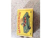 Match box car