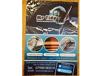 Mr Tidy Window & Cleaning Services