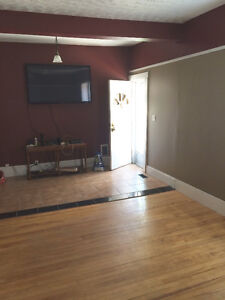 Spacious 2 bedroom Duplex, 2 minute walk from downtown