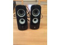 Logitech Z323 Speaker System for PC, Xbox, PS3, iPad, MP3 player