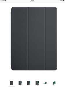 "12.9"" 1st generation iPad Pro charcoal grey Smart Cover for sale"