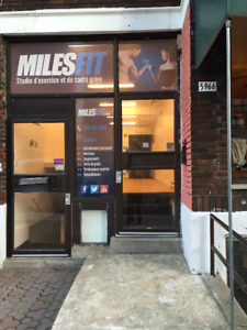 Monkland Storefront for rent