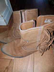 Size 2 and 3 kids shoes and boots
