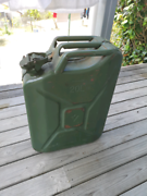 20lt metal Jerry can Tweed Heads Tweed Heads Area Preview