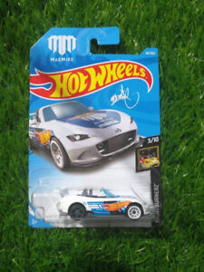 Mazda Miata hot wheels assorted colors brand  new 4 sell