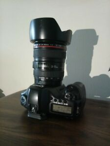 Canon EF 24-105mm F4 L IS USM Lens, original price $1200
