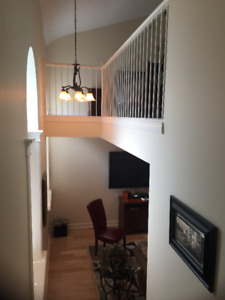 Large Furnished condo available