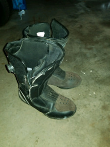 Axo size 10 Motorcycle riding boots