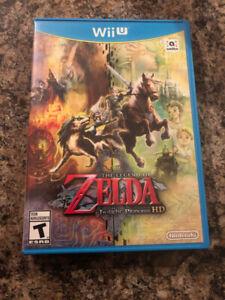 The Legend of Zelda - Twilight Princess HD for Wii U