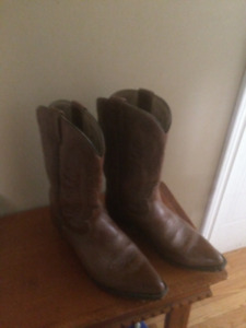 Cowboy Boots Mens size 9 1/2 or 10 not sure