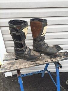 Thor motorcross boots size 11 mens