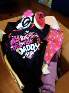 Baby girl clothing 0- 12 Months