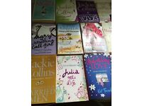 100+ books