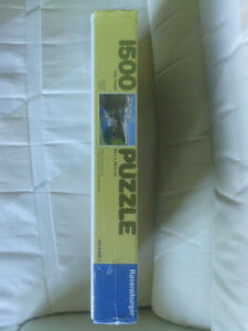 Three 1500 Piece Jigsaw Puzzles Still in Shrink Wrap North Shore Greater Vancouver Area image 6