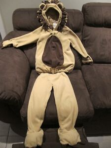 Costume Lion Old Navy d'Halloween, 4-5 ans
