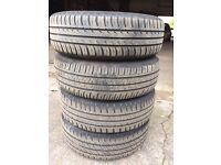 175 65 R14 Wheels and tyres x4 Renault