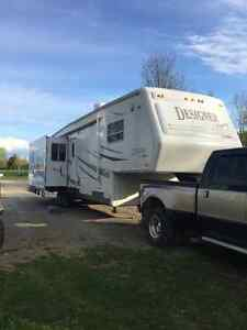 2001 Jayco Designer Fifth Wheel