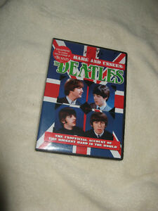 THE BEATLES rare & Unseen DVD 2007 ***NEW PRICE $3***