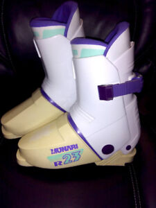 Rear Entry Ski Boots size 25.5