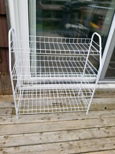 Shoe Rack & Clothes Rack/Hanger