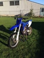 NEED GONE YZ250F