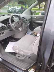 Nissan quest 2007 SAFETY AND E-TESTED
