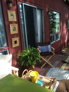 Sherbrooke Lake Cottage for rent July -Sept