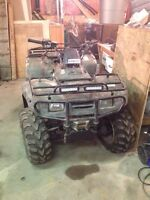 Honda 350 fourtrax for parts