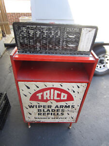 OLD GAS STATION ITEMS..WILL TRADE