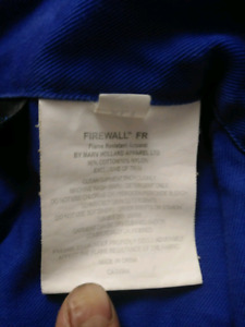 Firewall coveralls