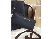 Michael kors genuine purse
