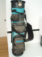 GOING SOUTH? MIZUNO GOLF BAG USED ONLY FEW TIMES - INJURY