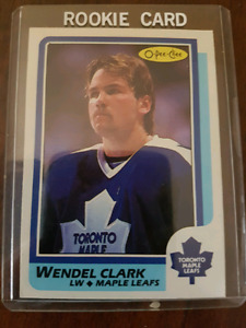 Wendal Clark rookie cards