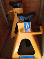 12 Ton jack stands