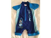 Boys 3-6 months swimsuit