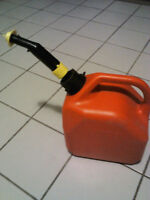 Eco-Safe Gas Can 5L