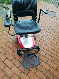Shoprider power chair mobility scooter