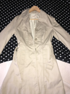 Trenchcoat Beige taille XS