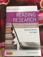 Reading research