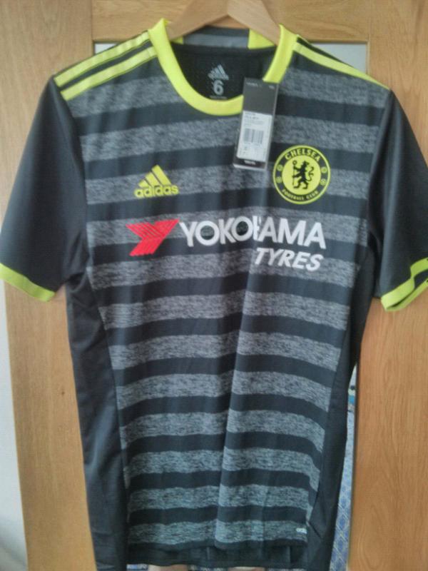 super popular 4a741 bc93d Chelsea FC Away shirt 2016/17 | in Battersea, London | Gumtree