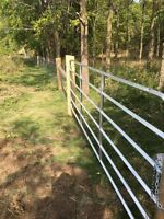 Dog, farm, field and property fencing