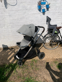 Pram & pushchair detachable
