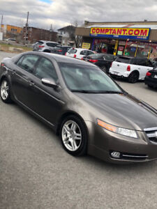 Acura TL 2008 FULLY EQUIPED!! MINT CONDITION! 8000$