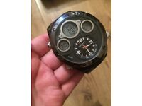 Men's Henley Stainless Steel Wrist Watch