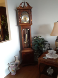 Grandfather Clock Reduced for quick Sale