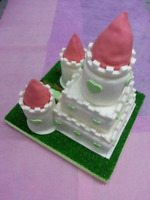 Cake decoration job