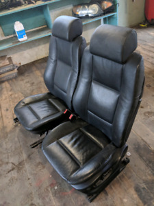 BMW E53 X5 E46 Leather Comfort Seats
